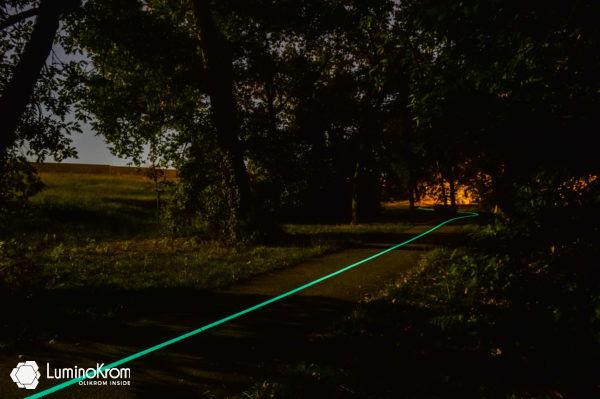 LuminoKrom light cycle path - OliKrom©