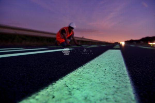 Fiches Peinture  LuminoKrom Vision+ Routière et Urbaine