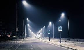 Public lighting and light pollution