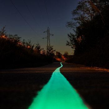 Fiches Peinture photoluminescente