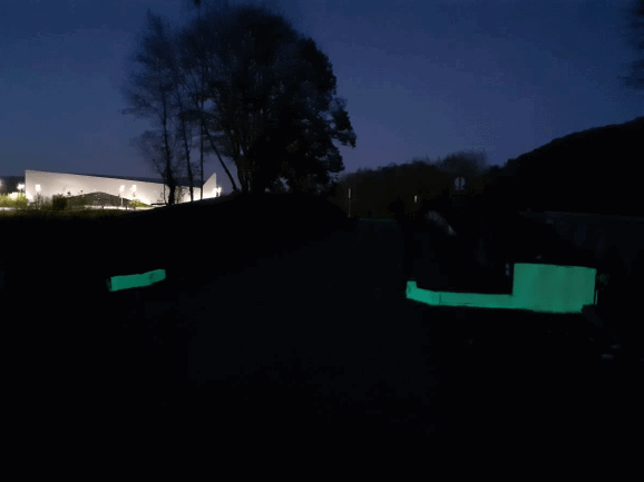 Peinture Photoluminescente LuminoKrom – OliKrom©